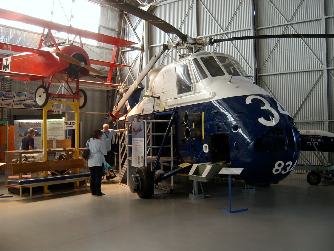 SA Aviation Museum and lunch at the Birkenhead Tavern