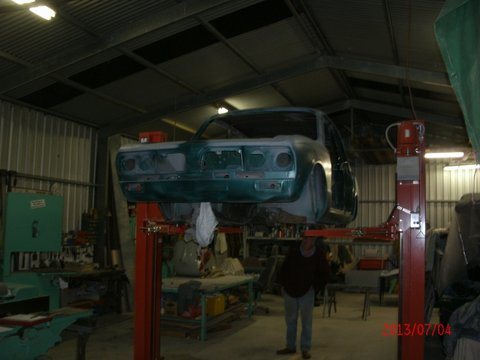 Project Car Workshop