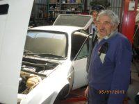 Alfa Romeo Project Car Workshop