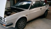 1981 Alfa Romeo Sprint 1500 Restoration Workshop